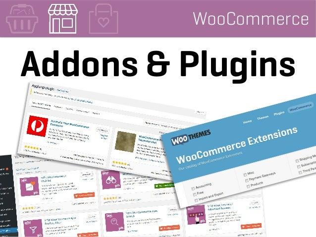 WooCommerce Addons & Plugins