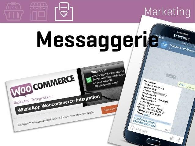 Marketing Messaggerie
