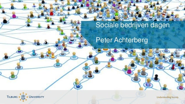 Peter Achterberg Sociale bedrijven dagen Peter Achterberg