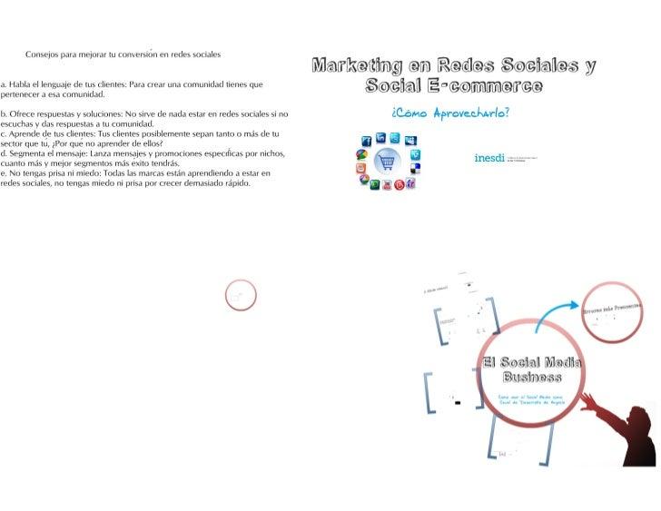 Social e-Commerce y el Marketing en Redes Sociales
