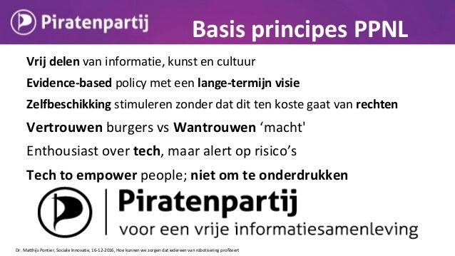 Welzijn en autonomie vergroten Dr. Matthijs Pontier, Sociale Innovatie, 16-12-2016, Hoe kunnen we zorgen dat iedereen van ...