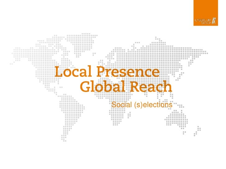 Social (s)elections<br />