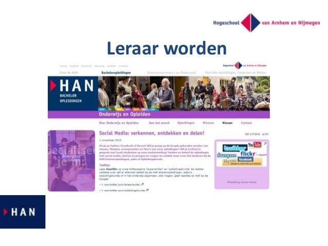sociale media Engels Vriendin ervaring in Arnhem