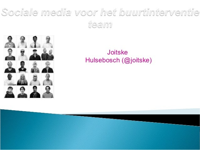 JoitskeHulsebosch (@joitske)