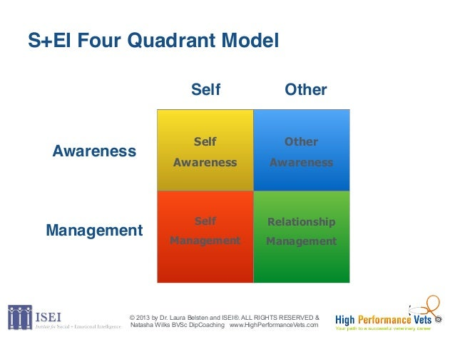 Social Emotional Intelligence Is >> Social Emotional Intelligence For Veterinarians