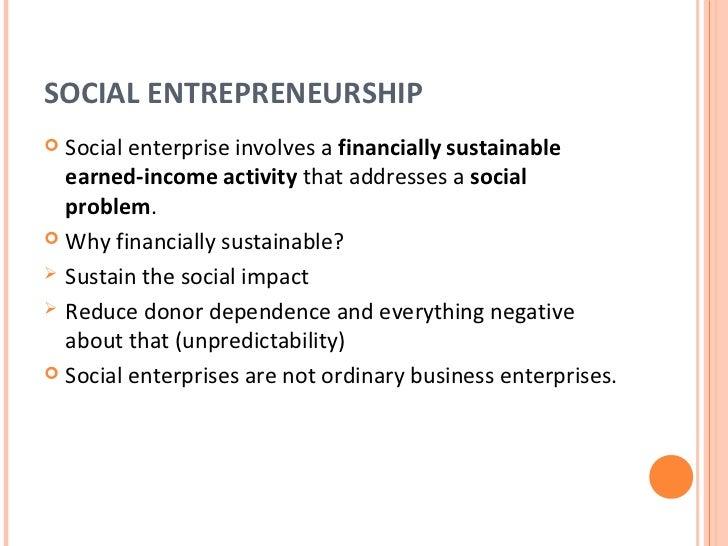 social enterprise companies