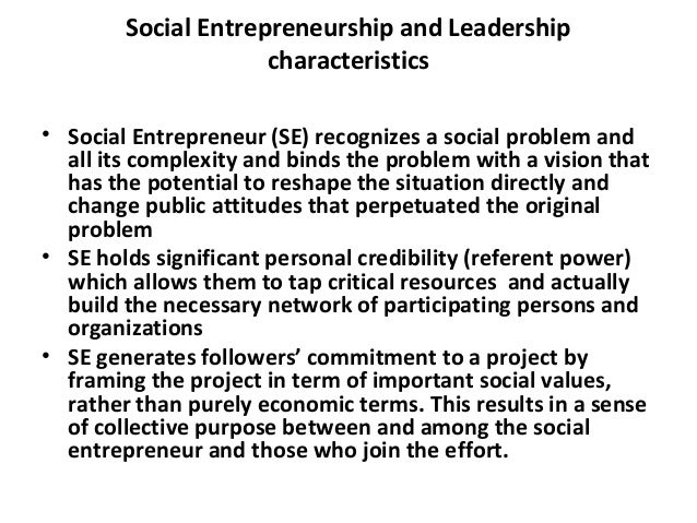 Social entrepreneurship pp_ts_gen_intro