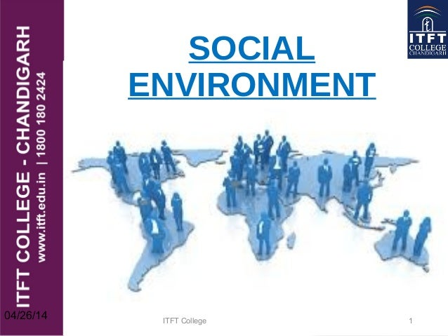 physical and social environment of the workplace management essay Critical incident stress management strategies in the workplace include:   psychological first aid (pfa) assess the work environment for the potential for  critical incidents  critical incidents may trigger a wide range of physical and  psychological  sleep medicine, social support, social work, speech  pathology-therapy.