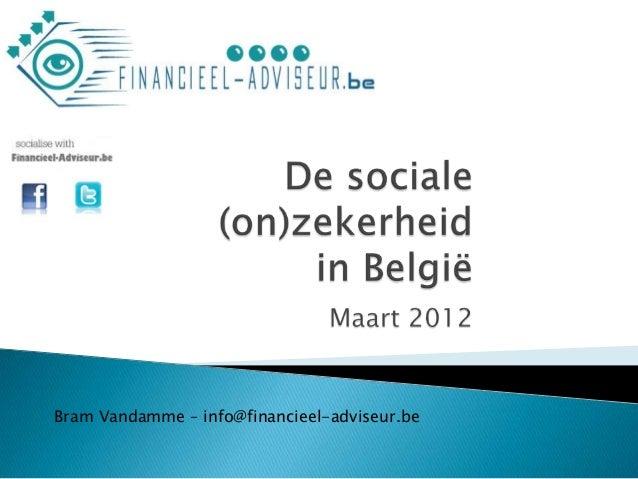 Bram Vandamme – info@financieel-adviseur.be