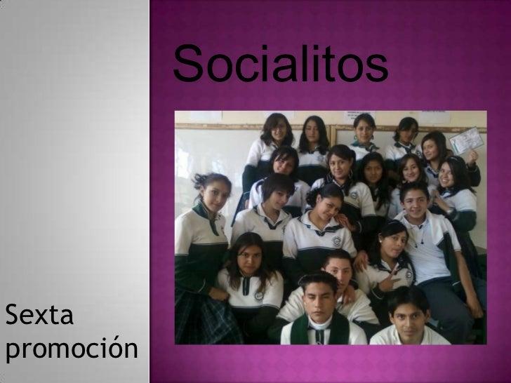 SocialitosSextapromoción