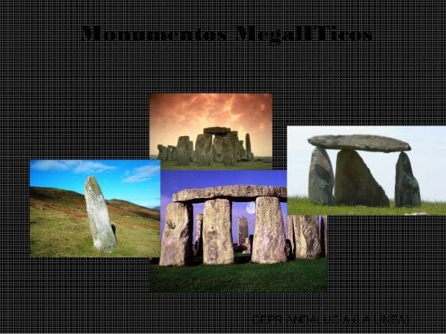 Monumentos MegalITicos CEPR ANDALUCÍA (LA LÍNEA)