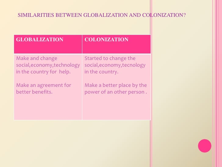 the new era of globalization essay The first globalization lessons from the french  all sides people announce that a new era of human  this essay on the first globalization tries to widen the.