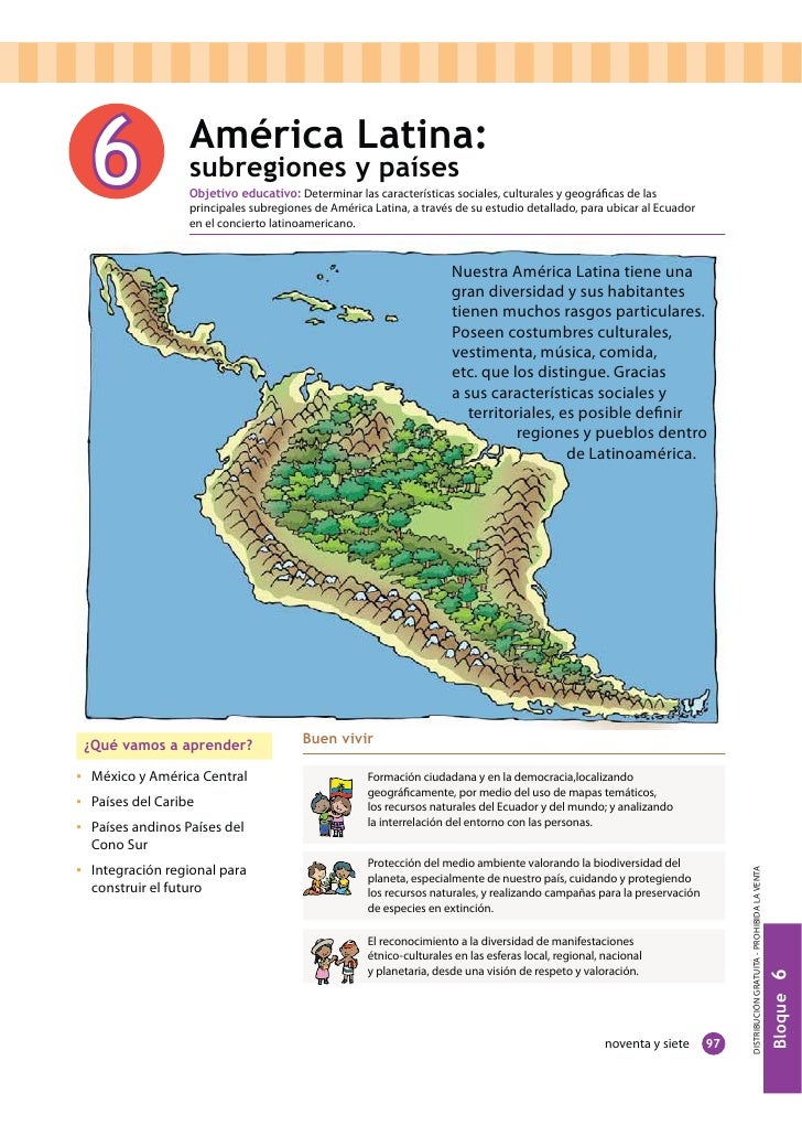america latina caracteristicas generales de la - photo#28