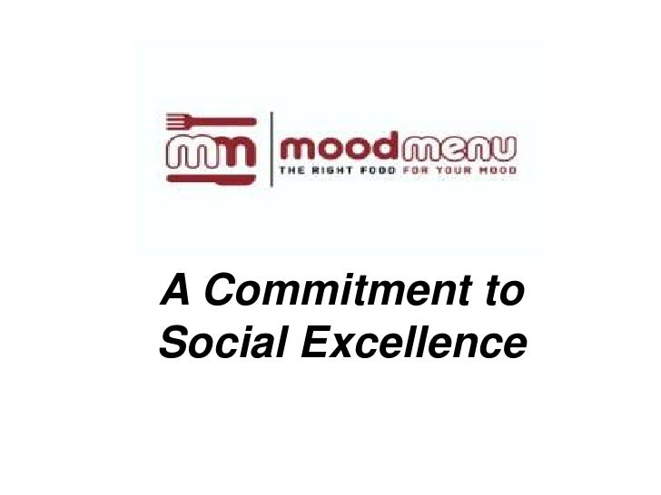 A Commitment to Social Excellence<br />
