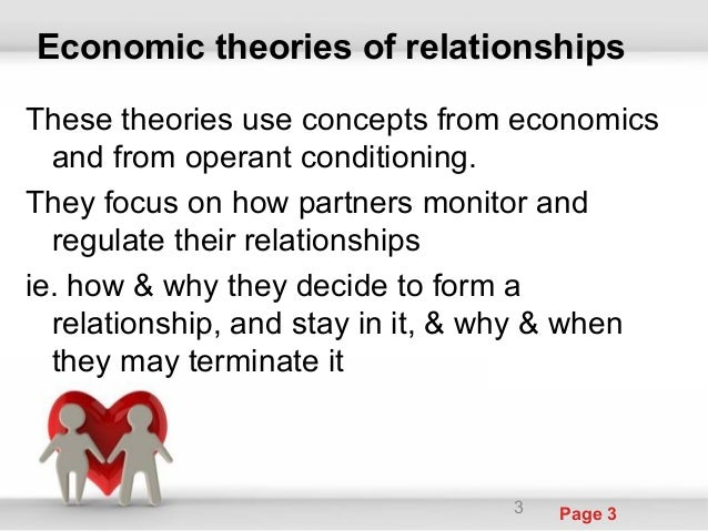 applying theories of social exchange and The assumptions about the nature of exchange relationships are as follows: social exchanges are characterized by inter-dependence social exchange theory.