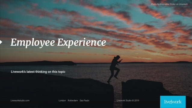 1 Employee Experience