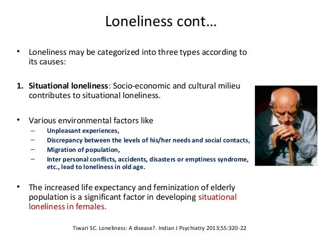 The fundamental factors affecting the elderly in the society