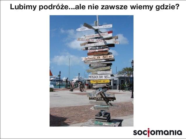 Bądź towarzyszem podróży swojego klienta. Social Experience w e-commerce Slide 2