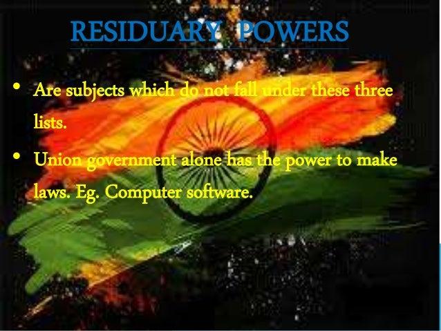 nature of indian federalism pdf