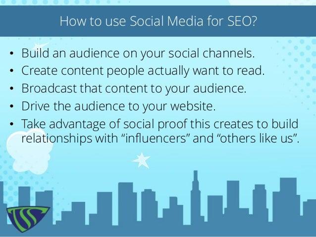 The Social Savior - SEO results from SOCIAL Marketing Slide 3