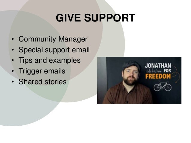 Social fundraising. Empowering Supporters to Become Heroes. - SM4NP Vancouver
