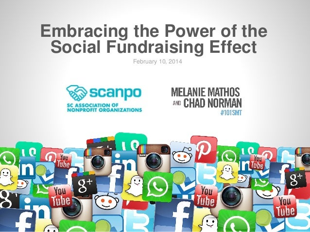 Embracing the Power of the Social Fundraising Effect February 10, 2014