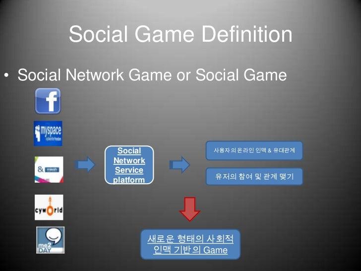 Social game Slide 3
