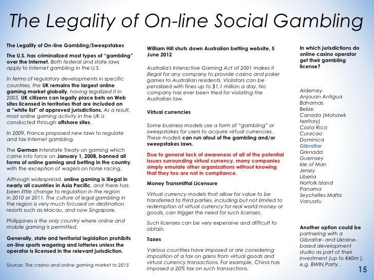 Gambling act white list archive forum gambling