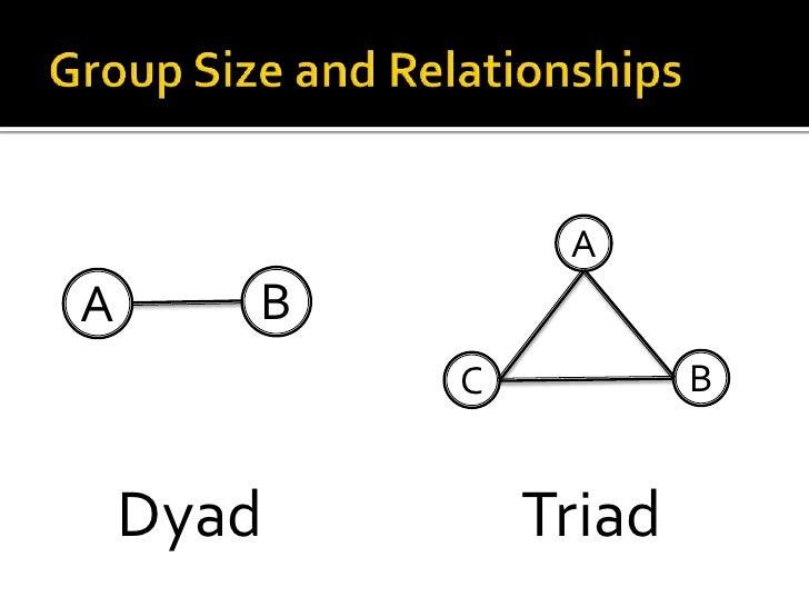 Triad dating