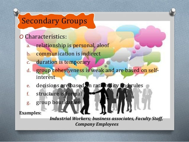 social groups and formal organization Within a formal organization,  we can understand formal organizations as social systems that exist as the  political parties or groups, and social groups .