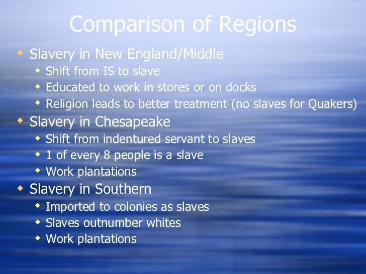 similarities between new england and middle colonies