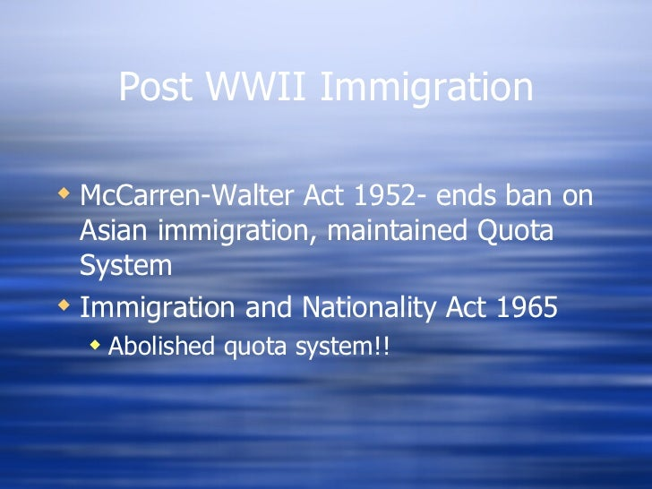 quota system immigration - photo #34
