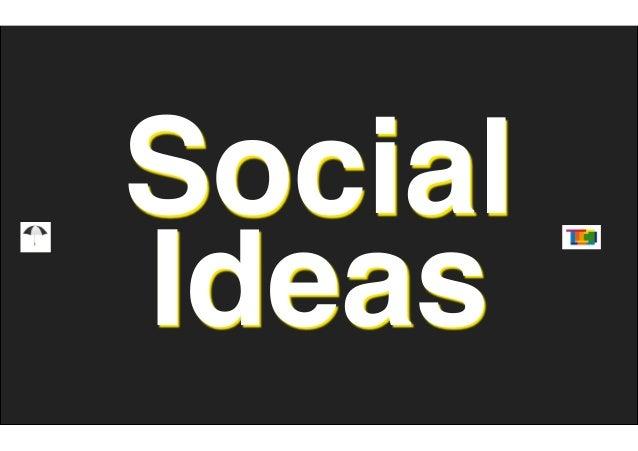 SocialIdeas