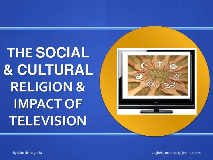 the impact of television Amazoncom: the impact of television: a natural experiment in three communities (9780127562919): tannis macbeth williams, alberta e siegel: books.