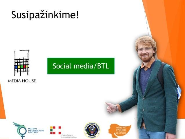 Socialinių tinklų panaudojimas NVO sektoriuje Slide 2