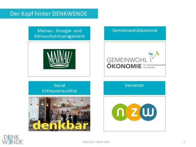 Social Innovation - best practice oder next practice? Slide 2