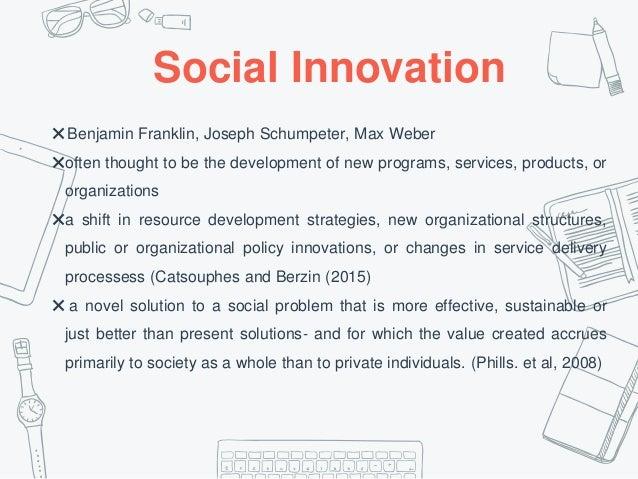 Social innovation - global shaper of the digital civil society Slide 3