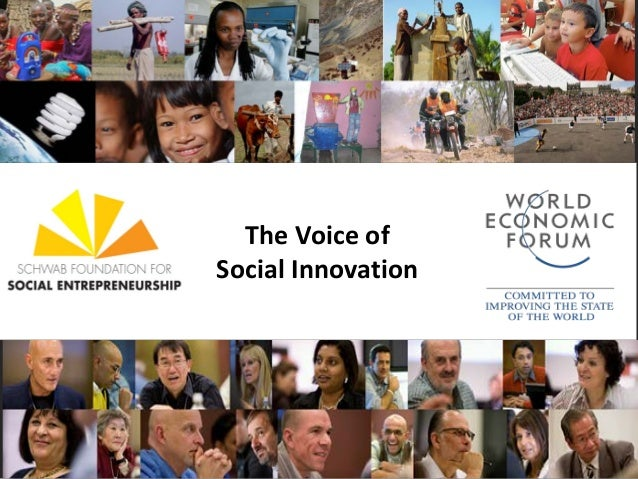 The Voice of Social Innovation