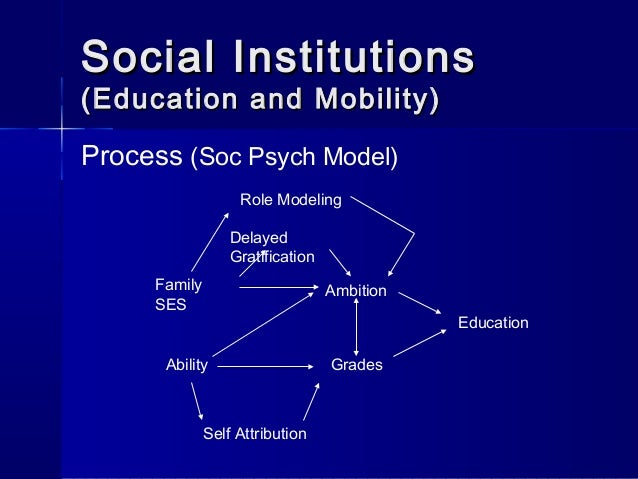 social institution educatuion Religion denotes man's experience, awareness, attitude, recognition, conception  and understanding of spiritual beings and his relationship or interaction with.