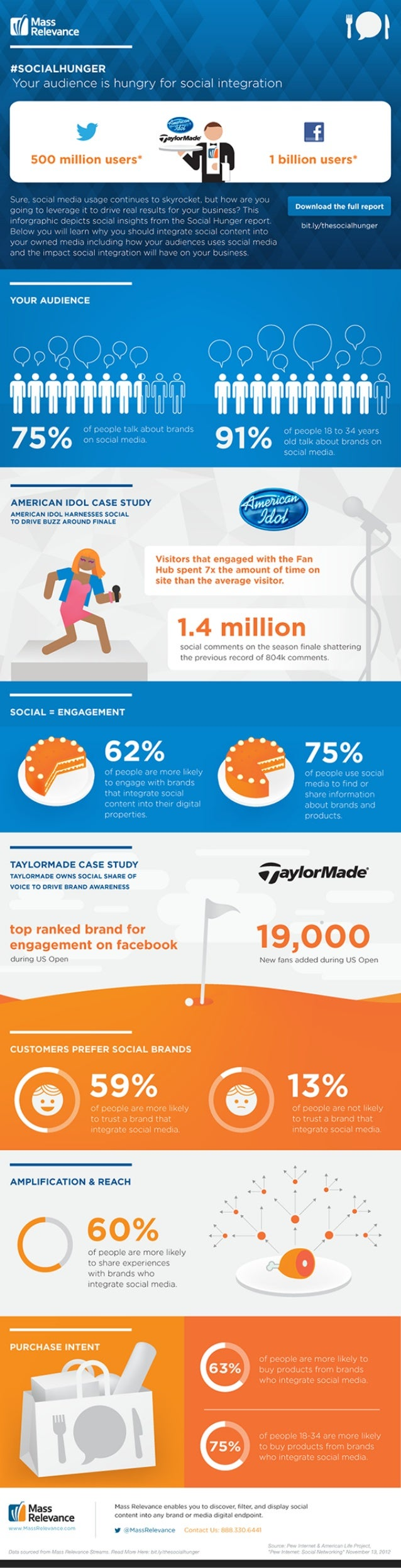 Collaborative IQ with Denise Holt - INFOGRAPHIC Social Hunger