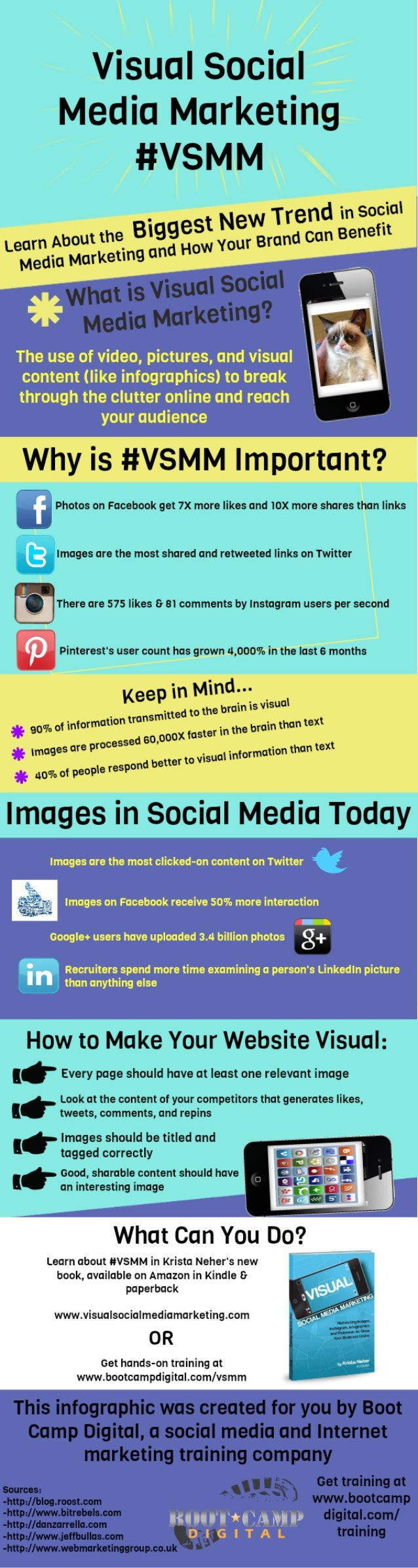 Collaborative IQ with Denise Holt - INFOGRAPHIC  Visual Social Media Marketing