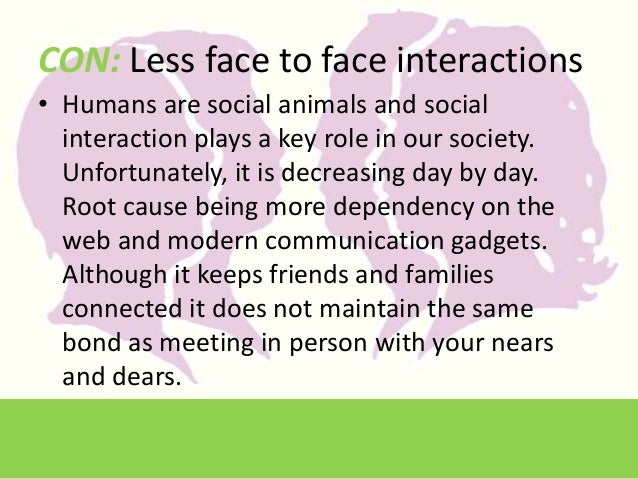 How Does Technology Negatively Affect Society The Negative Effects