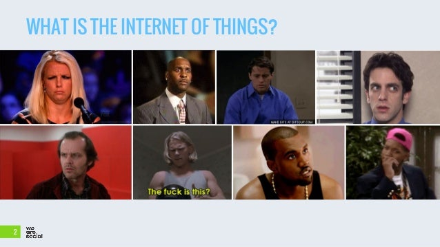 Internet of Things Slide 2