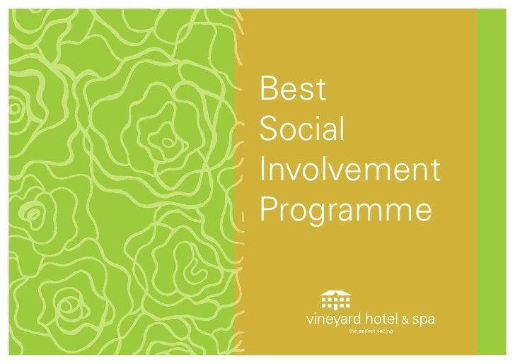 BestSocialInvolvementProgramme