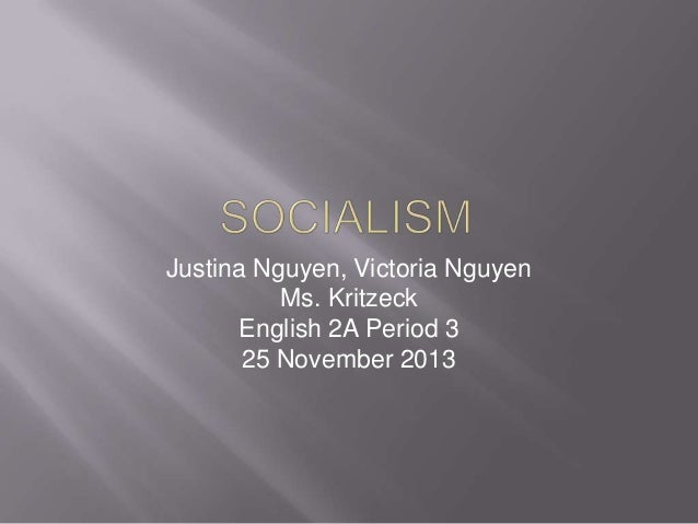 Justina Nguyen, Victoria Nguyen Ms. Kritzeck English 2A Period 3 25 November 2013