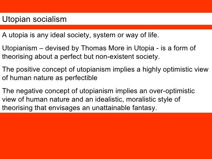 Socialist View Of Human Nature