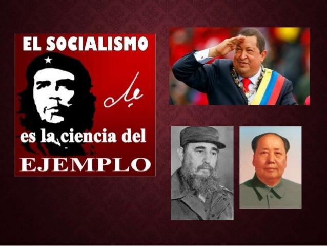 EL SOCIALISMO S. XIX
