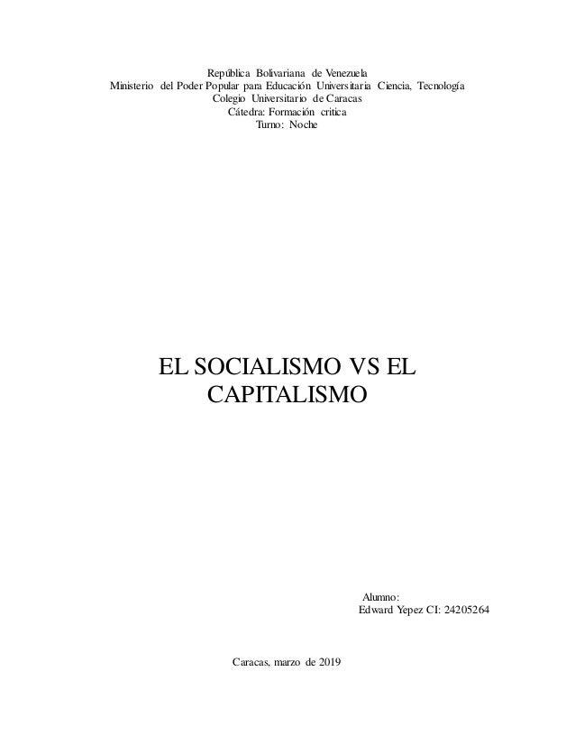 República Bolivariana de Venezuela Ministerio del Poder Popular para Educación Universitaria Ciencia, Tecnología Colegio U...