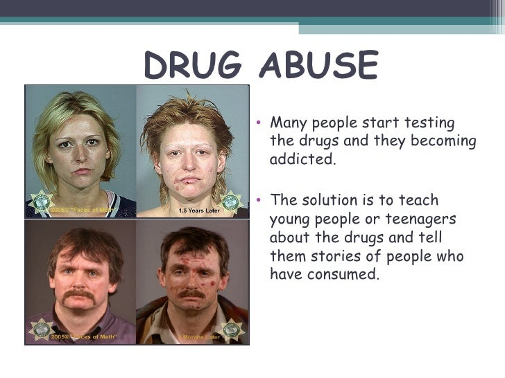 is drug abuse a social issue