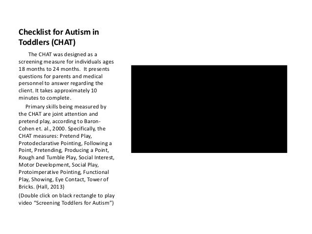Social issues facing those with autism final